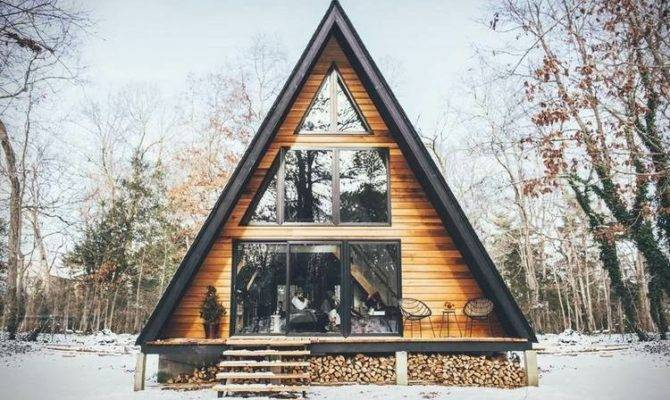 Everyone Is Obsesed With These 26 Beautiful A Frame Homes Design .