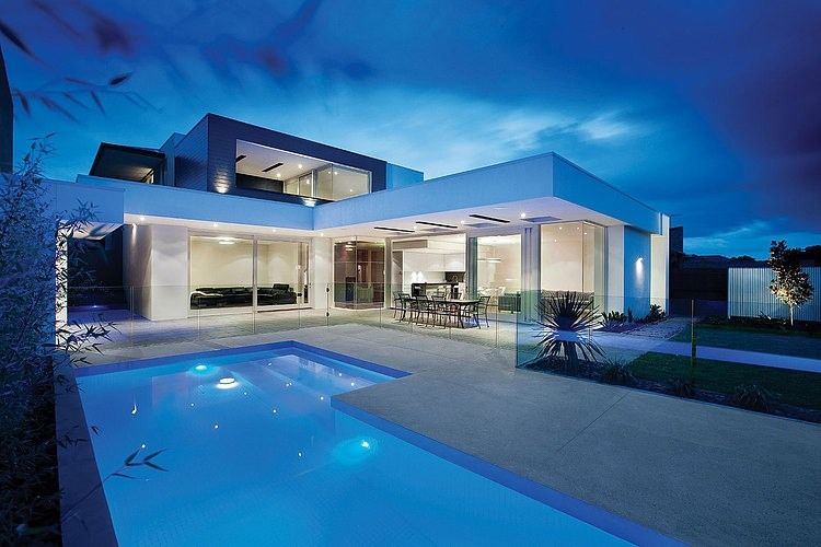 Hawthorn Residence by Canny   HomeAdore   Architecture house .