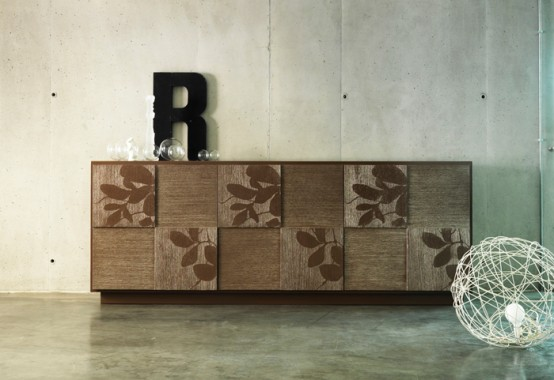 Modern Furniture Collection With A Japanese And Ethnic Vibe - DigsDi