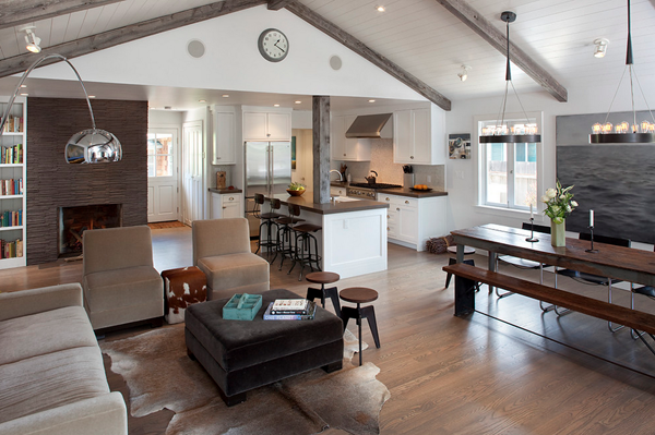 Modern Rustic Interiors: Defining Elements Of The Modern Rustic Ho