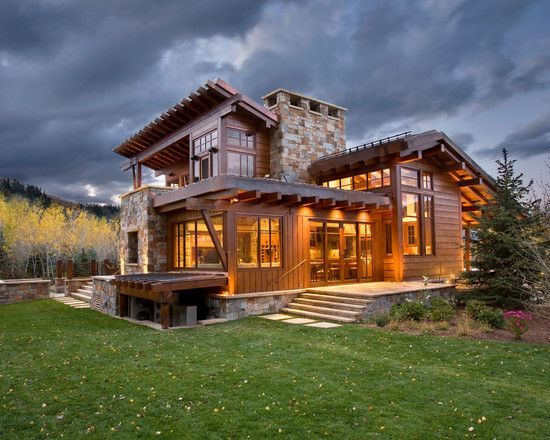 New home inspiratoin | Rustic house plans, Rustic home design .