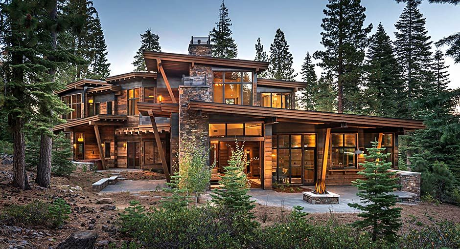 80+ Best Modern Rustic elevations images   modern rustic, house .