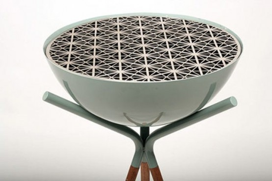Cool Druida Grill For Stylish Outs - DigsDi