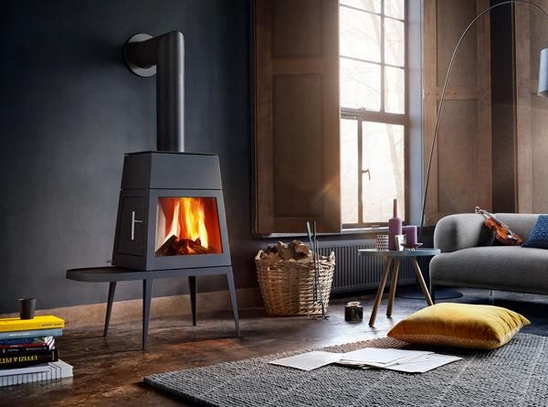 6 Modern Takes on Wood-Burning Stoves | Architectural Dige