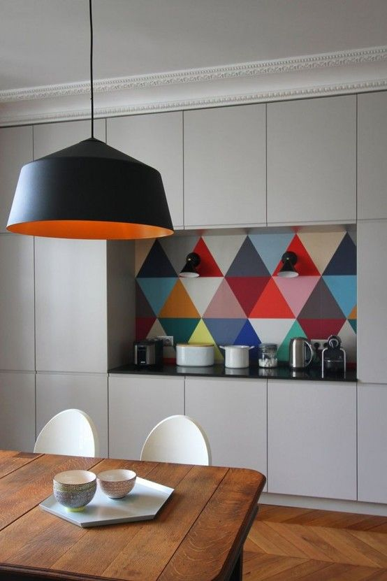 21 Cool Geometric Kitchen Décor Ideas To Rock-Made-in-China.com .