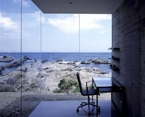 37 Cool Home Offices With Stunning Views | Architecture, Office .