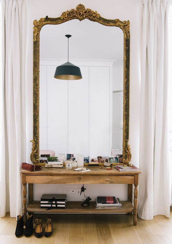 25 Edgy And Cool Mirrors For Your Entryway   Home, Interior .