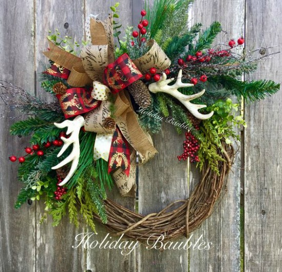 Top Rustic Christmas Decorations - Christmas Celebration - All .