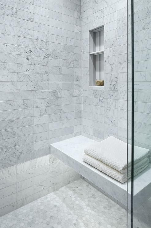 25 Cool Shower Benches For Maximal Comfort - DigsDi