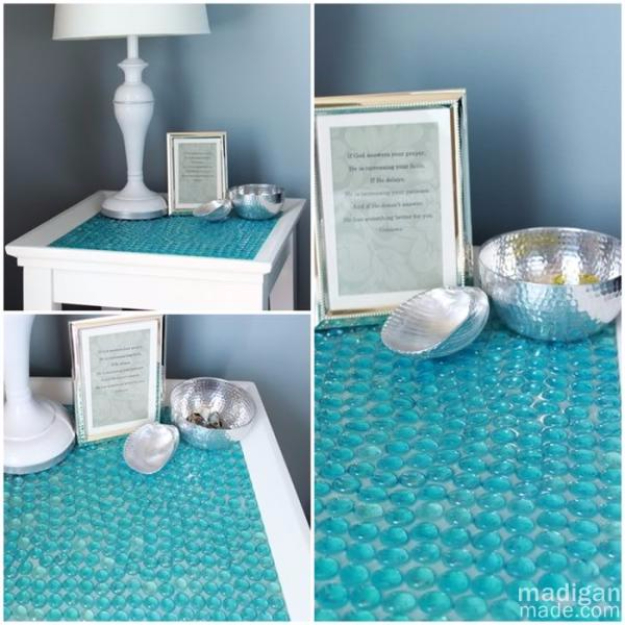 21 Brilliant Turquoise DIY Room Decor Ideas - DIY Projects for Tee