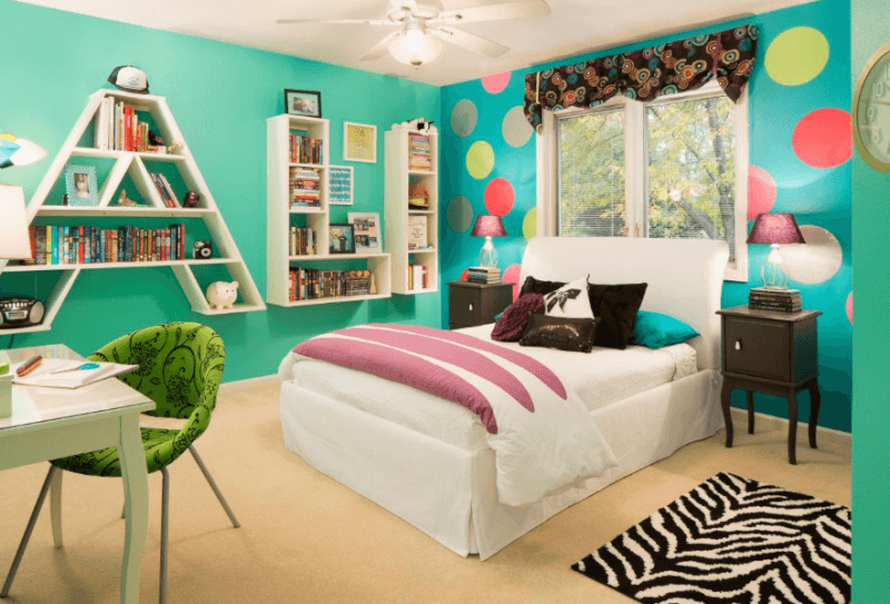 18 Turquoise Room Ideas You Can Apply in Your Home - Reve