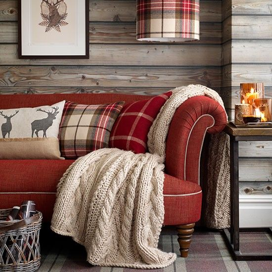 42 Cool Ways To Cozy Up Your Living Room For Winter - DigsDi