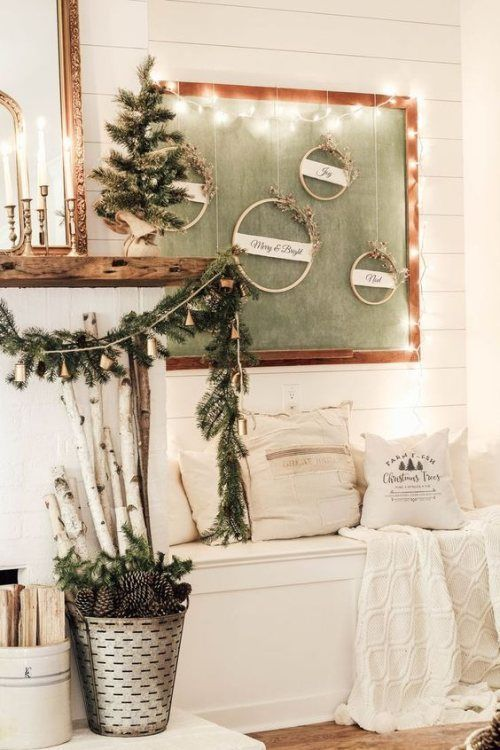 Cool Ways To Cozy Up Your Living Room For Winter   Christmas .