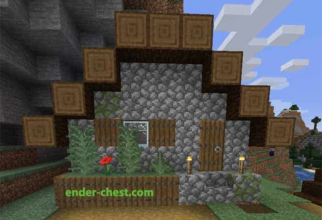 10 Cool Minecraft Houses to Build in Survival - EnderChe