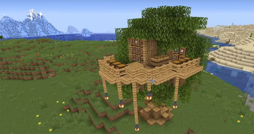Cool Minecraft Houses - Ideas for Your Next Build! - Pro Game Guid