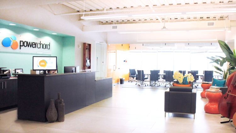 Coolest Office Spaces: PowerChord - Tampa Bay Business Journ