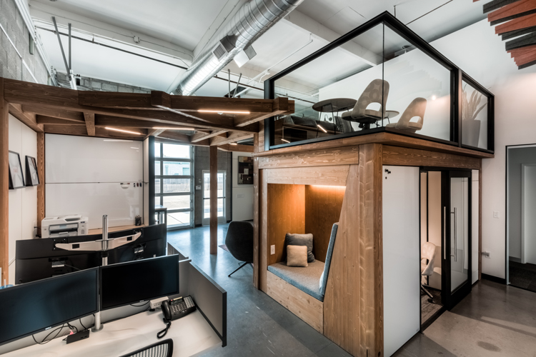 Here are 11 of the coolest offices in the Valley   AZ Big Med