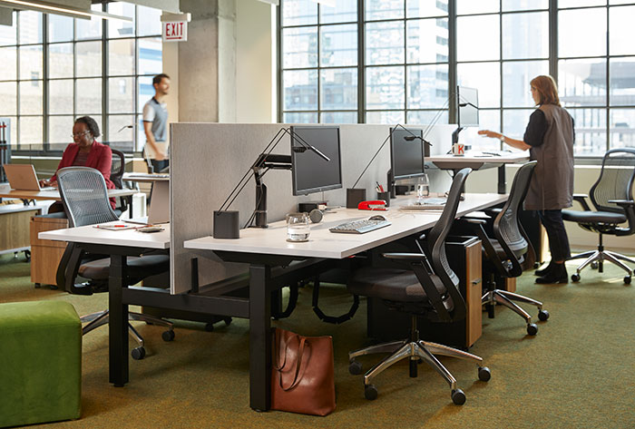 Knoll at Fulton Market Makes Crain's List of 2019 Coolest Offices .