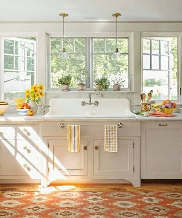 Viral pictures of the day: 31 Cozy And Chic Farmhouse Kitchen .