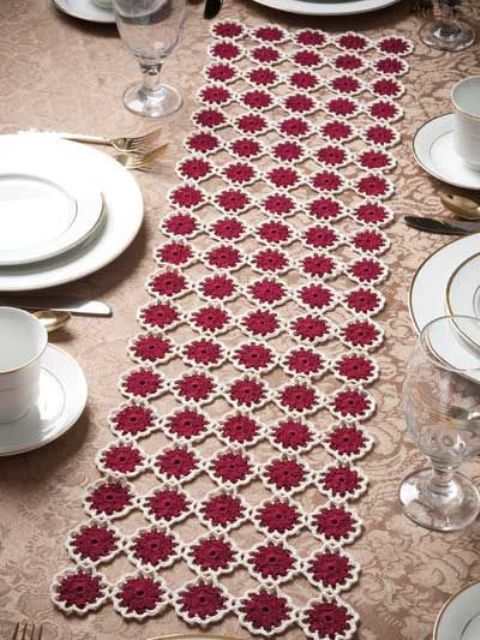 28 Cozy And Comfy Crocheted Pieces For Home Décor en 2020 .