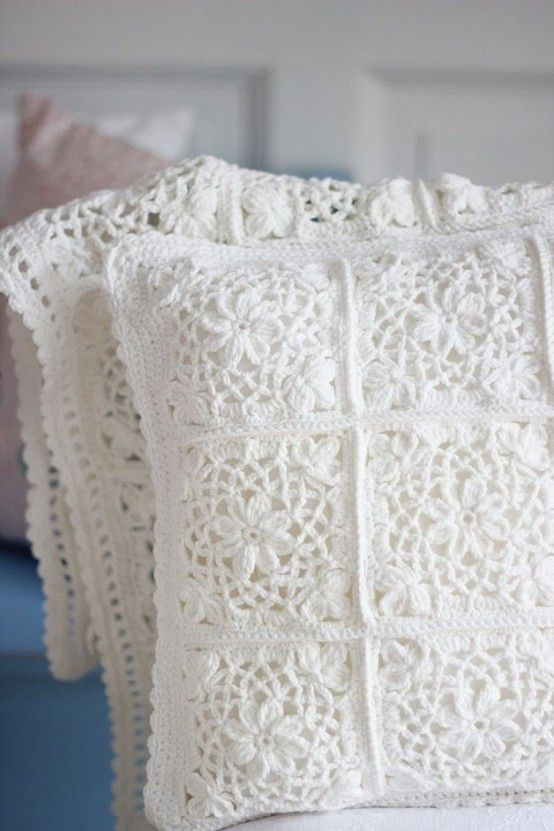 28 Cozy And Comfy Crocheted Pieces For Home Décor (With images .