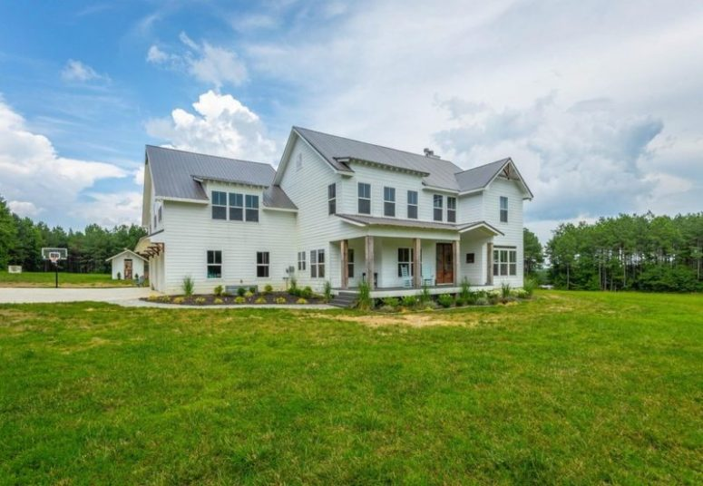 Country home designs Archives - DigsDi