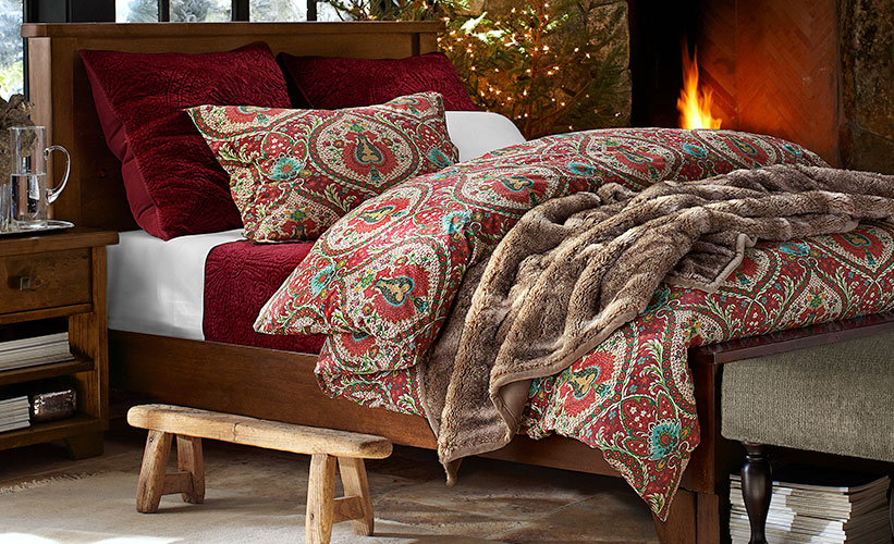 Cozy Up Bedding Fall and Winter   Pottery Ba