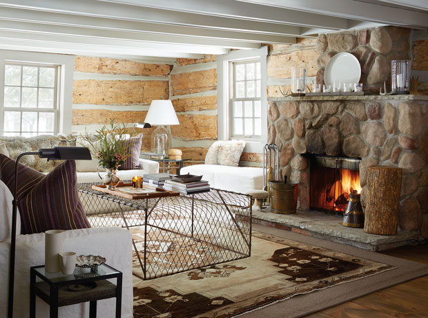 40+ Cozy Living Rooms You'll Want To Hibernate In This Winter .
