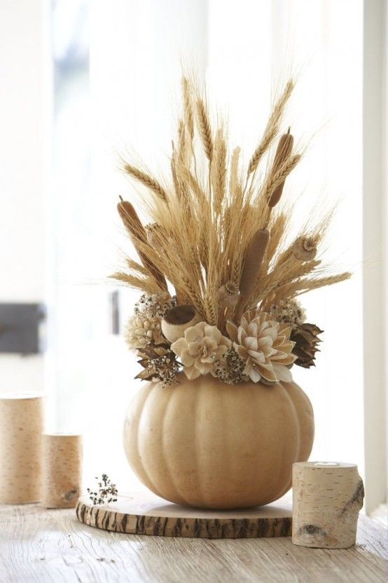 24 Warming And Cozy Wheat Decorations For Fall   DigsDigs   Fall .