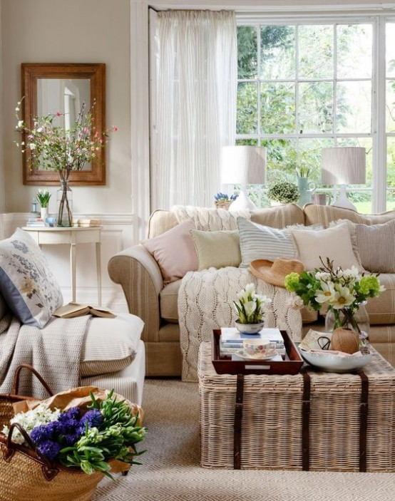 Furniture Wicker Furniture Decorating Ideas Simple On Intended 37 .