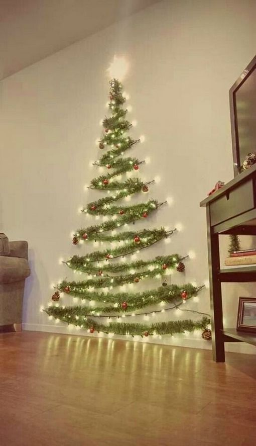 Simple christmas decorating ideas for small spaces 27 (avec images .