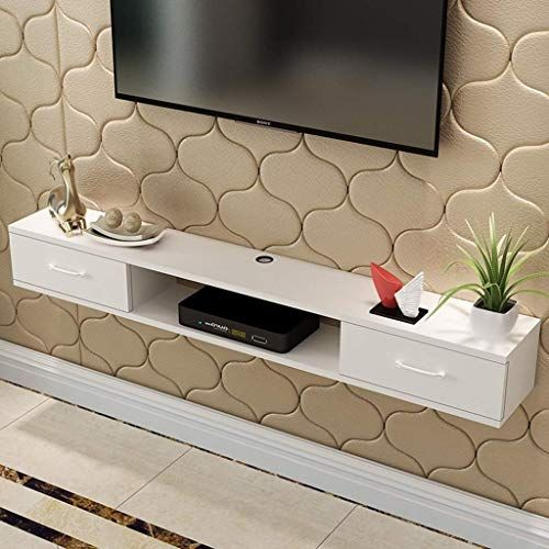 Amazing offer on LBYMYB Wall-Mounted TV Cabinet Wall Background .