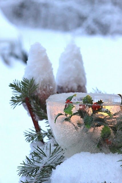 creative-ice-christmas-decorations-for-outdoors- | Outdoor .