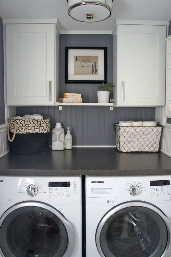 33 Creative Laundry Spaces You Should Have A Look At | Laundry in .
