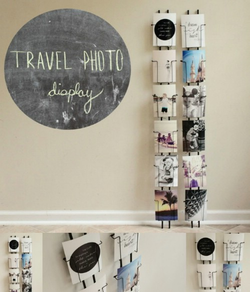 20 Cleverly Creative Ways to Display Your Cherished Photos - DIY .