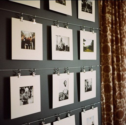17 Creative DIY Ways To Display Pictures On Your Walls   Display .