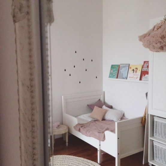 21 Cute IKEA Sundvik Bed And Crib Ideas To Try | Ikea toddler room .