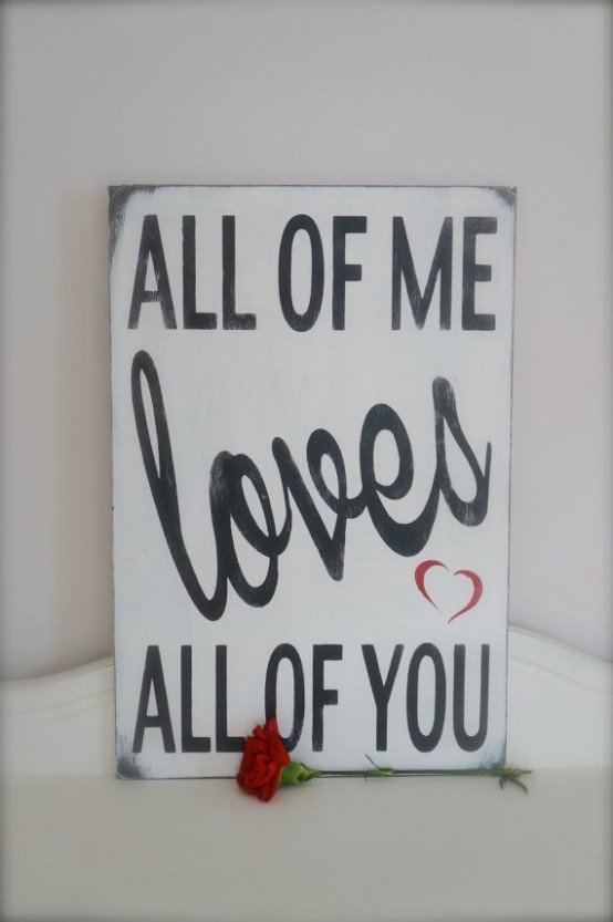 27 Cute Valentine's Day Signs For Outdoors And Indoors - DigsDi
