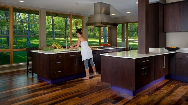 The Best Ideas for Decorating Dark Kitchen Cabinets - Home Decor He