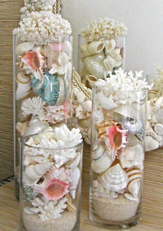 Decorating With Sea Corals: 34 Stylish Ideas   DigsDigs   Diy .