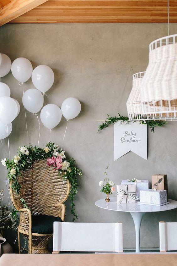 DIY Birthday Decoration Ideas to Delight the Guest of Honor   Baby .