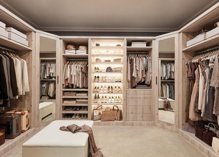 45+ Stunning Luxurious Dressing Room Design Ideas - Page 45 of 48 .