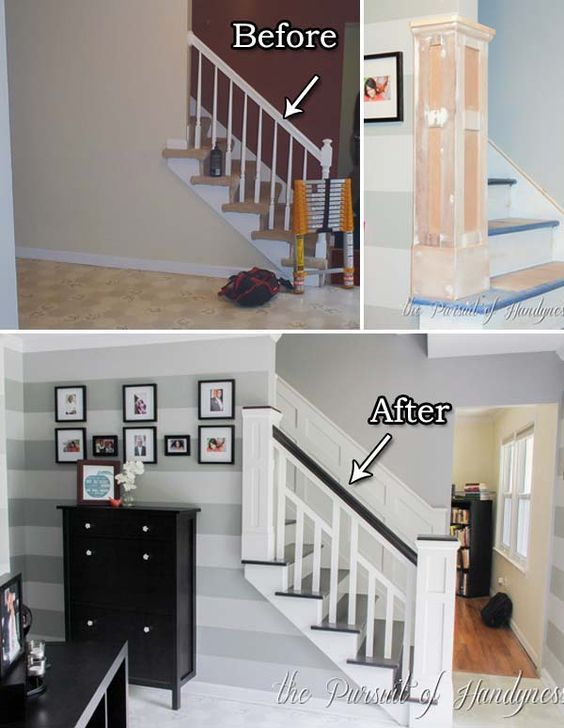 20 Inexpensive Ways to Dress Up Your Home with Molding Looking for .