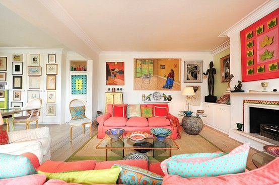 111 Bright And Colorful Living Room Design Ideas   DigsDigs .