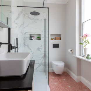75 Beautiful Eclectic Bathroom Pictures & Ideas - September, 2020 .