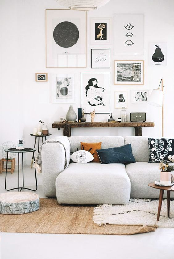 5 Easy tips to follow when decorating an eclectic home (Daily .
