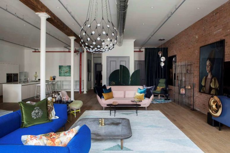 eclectic home Archives - DigsDi