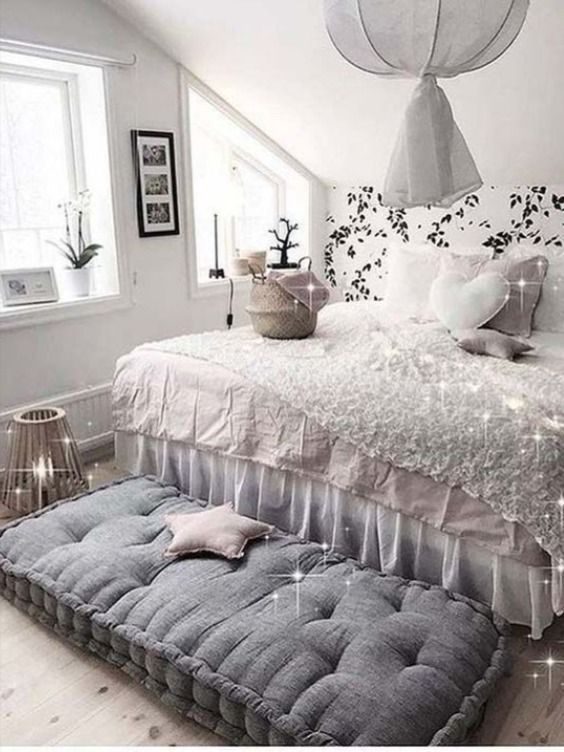 Feminine Bedroom Ideas For More Peace and Romance in the Room in .