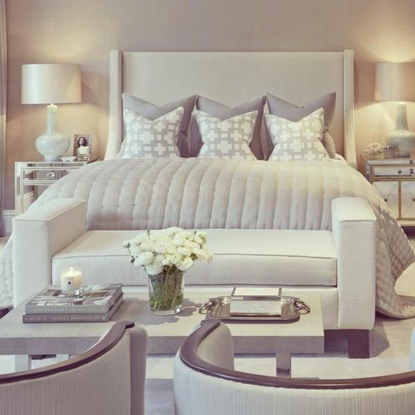 15 Chic Modern Bedrooms. Whatever colours you select, it's .