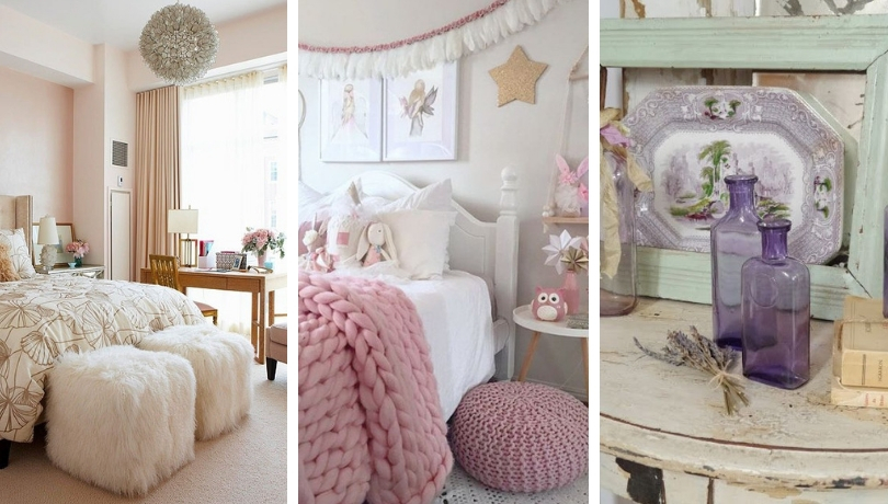 Feminine bedroom ideas for more peace and romance in the room   My .